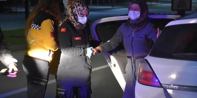 Koronavirüs hastası annesini hastaneden eve özel aracıyla götürmek isteyince cezayı yedi