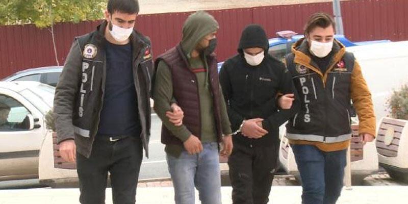 Elazığ'da uyuşturucuyla yakalanan şüpheli tutuklandı