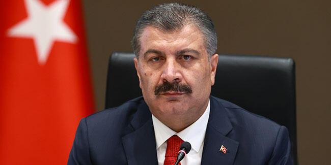 """Sağlık Bakanı Koca'dan """"zorunlu karantina"""" paylaşımı"""
