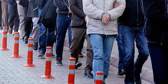 Yurt dışına kaçma hazırlığındayken yakalanan 6 FETÖ zanlısı tutuklandı