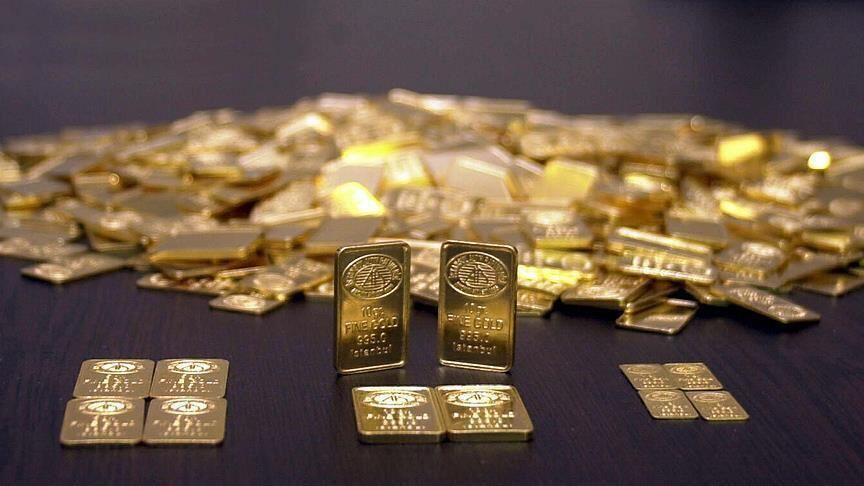 Altının kilogramı 466 bin 100 liraya yükseldi