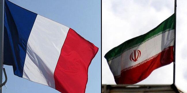 İran'dan Macron'a 'Suudi Arabistan' reddi