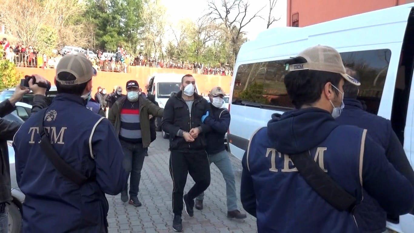 Kurtbeyler operasyonunda 12 kişi tutuklandı