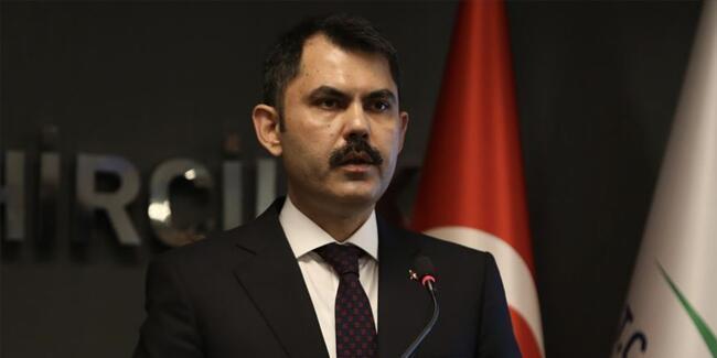 Son dakika haberi: Bakan Kurum'dan Kanal İstanbul açıklaması