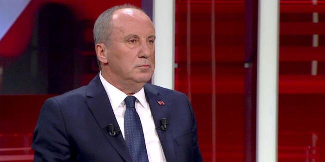 Son dakika haberi: Muharrem İnce CNN TÜRK'te açıklamalarda bulundu