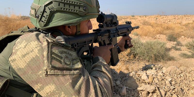 Son dakika... MSB: 2 PKK/YPG'li terörist etkisiz hâle getirildi