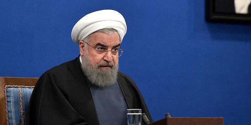 Ruhani: İran, UAEA'nın görevini yapması için iş birliğinde kararlı
