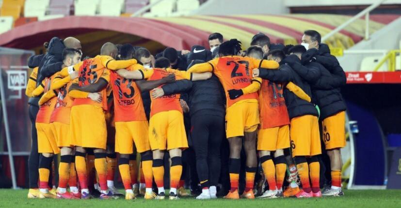 Galatasaray'da 2 yeni vaka