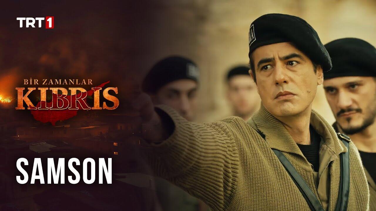 Bir Zamanlar Kıbrıs Samson kimdir, gerçek adı ne? Tayanç Ayaydın hangi dizilerde oynadı? thumbnail