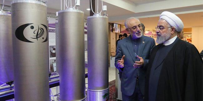 Son dakika... İran'dan uranyum hamlesi! 146 tanesi devrede