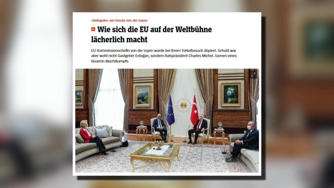 Der Spiegel: Hata Erdoğan'da değil, Charles Michel'de