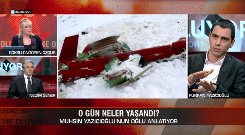 Furkan Yazıcıoğlu: Elimizde radar kayıtları var - Günün Haberleri