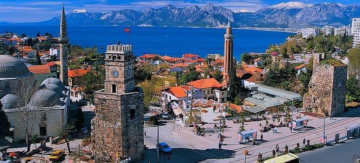 Antalya Gezilecek Yerler Listesi... Antalya'da Görülmesi Gereken Yerler Nelerdir?