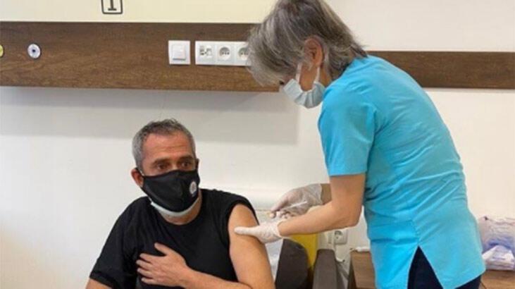 Yavuz Bingöl koronavirüs aşısı oldu thumbnail