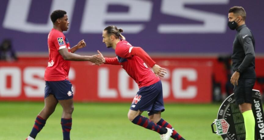 Lille son hafta kazanırsa şampiyon olacak
