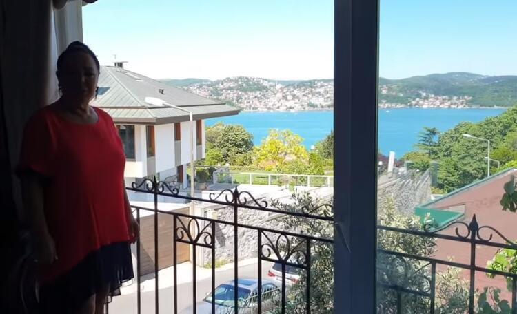 İşte Safiye Soyman'ın muhteşem evi thumbnail