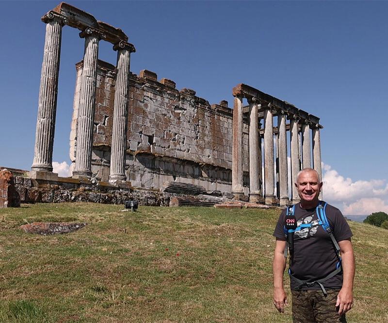 Antik kent Aizonai'nin hikayesi