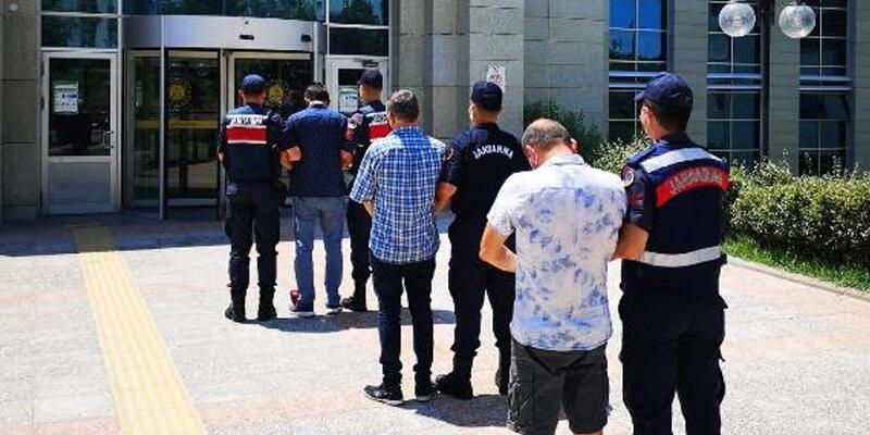 Ankara'da marketleri soyan 3 şüpheliyi JASAT yakaladı