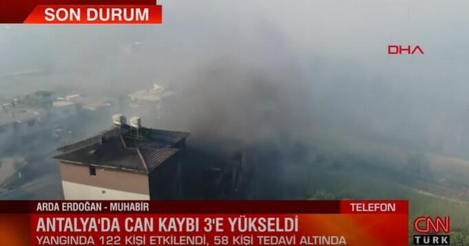 Manavgat yangın son durum canlı! Manavgat'ta yangın söndürüldü mü, kontrol altına alındı mı?