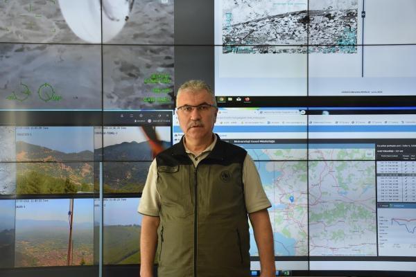 Orman Bölge Müdürü Derince'den çarpıcı açıklama: İzmir'de orman yangınları yüzde 40 arttı