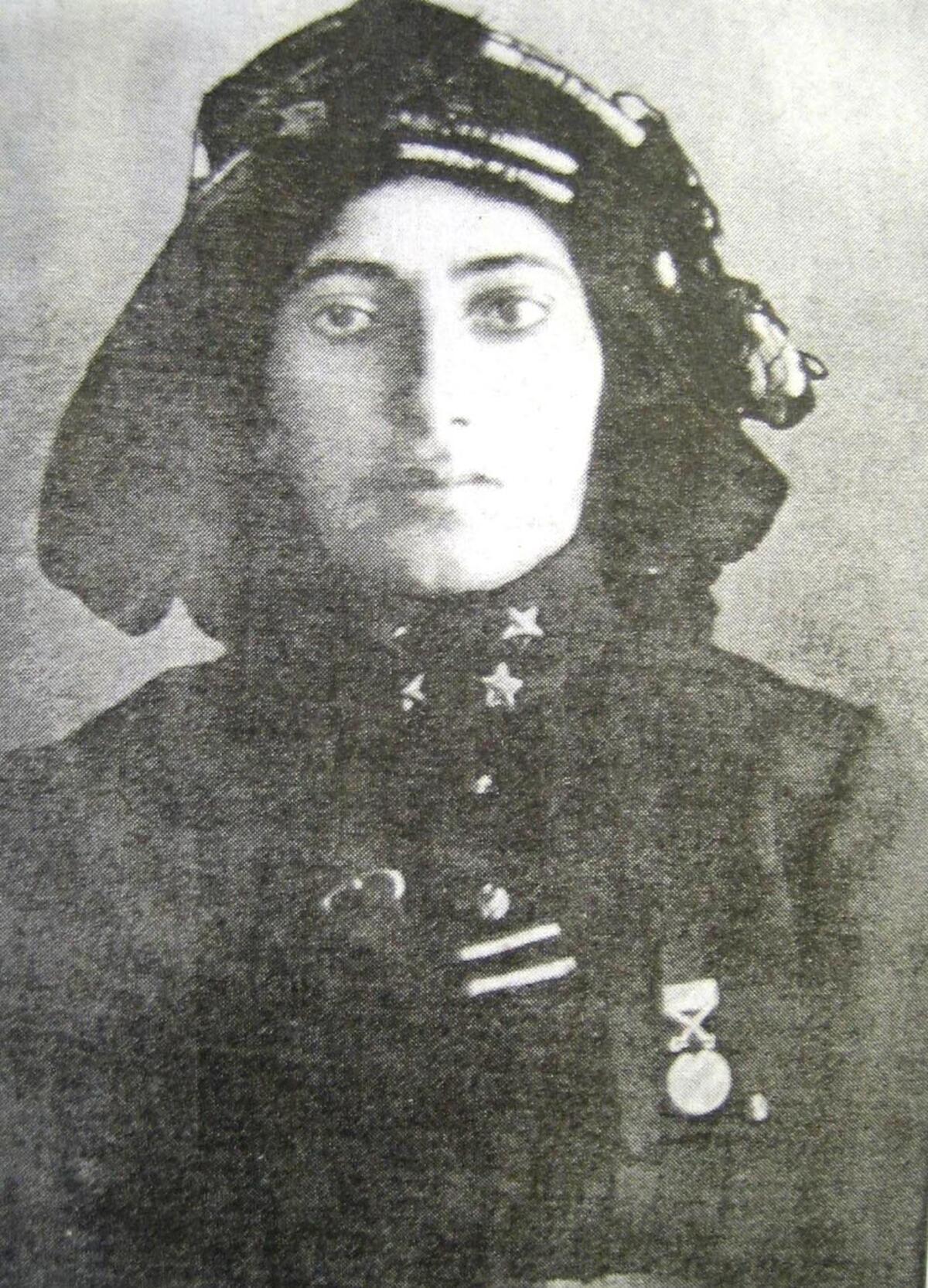 Kurtuluş Savaşı'nın kahraman kadın askeri: Kara Fatma