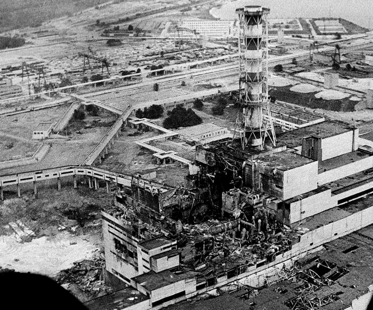 Çernobil faciası neydi, Türkiye'yi nasıl etkilemişti? - Son Dakika ...