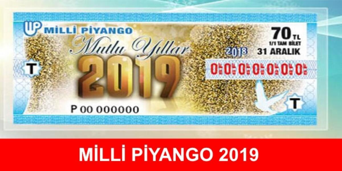 Milli piyango 2019 sorgulama