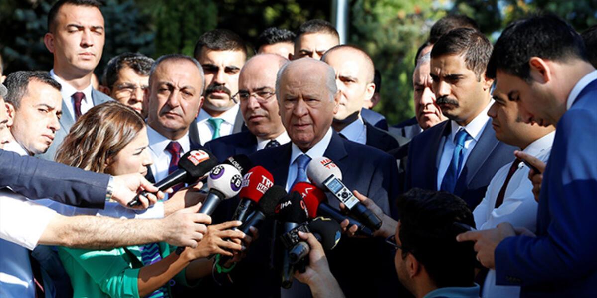 MHP lideri Bahçeli: Cumhurbaşkanlığı Hükümet Sistemi'nin kararlı duruşuyla birçok reformun yapılması sürecine girildi. ile ilgili görsel sonucu