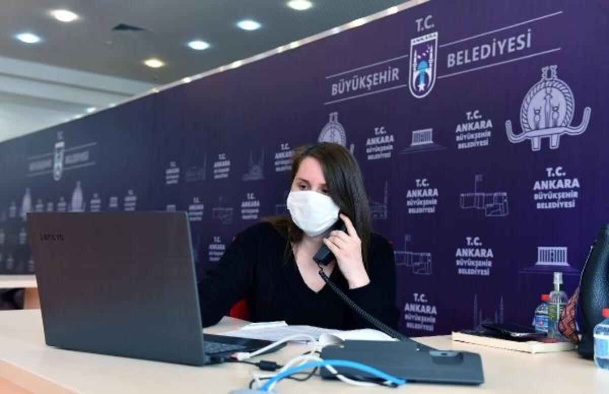 Koronavirüse karşı psikolojik destek hattı - Ankara Haberleri