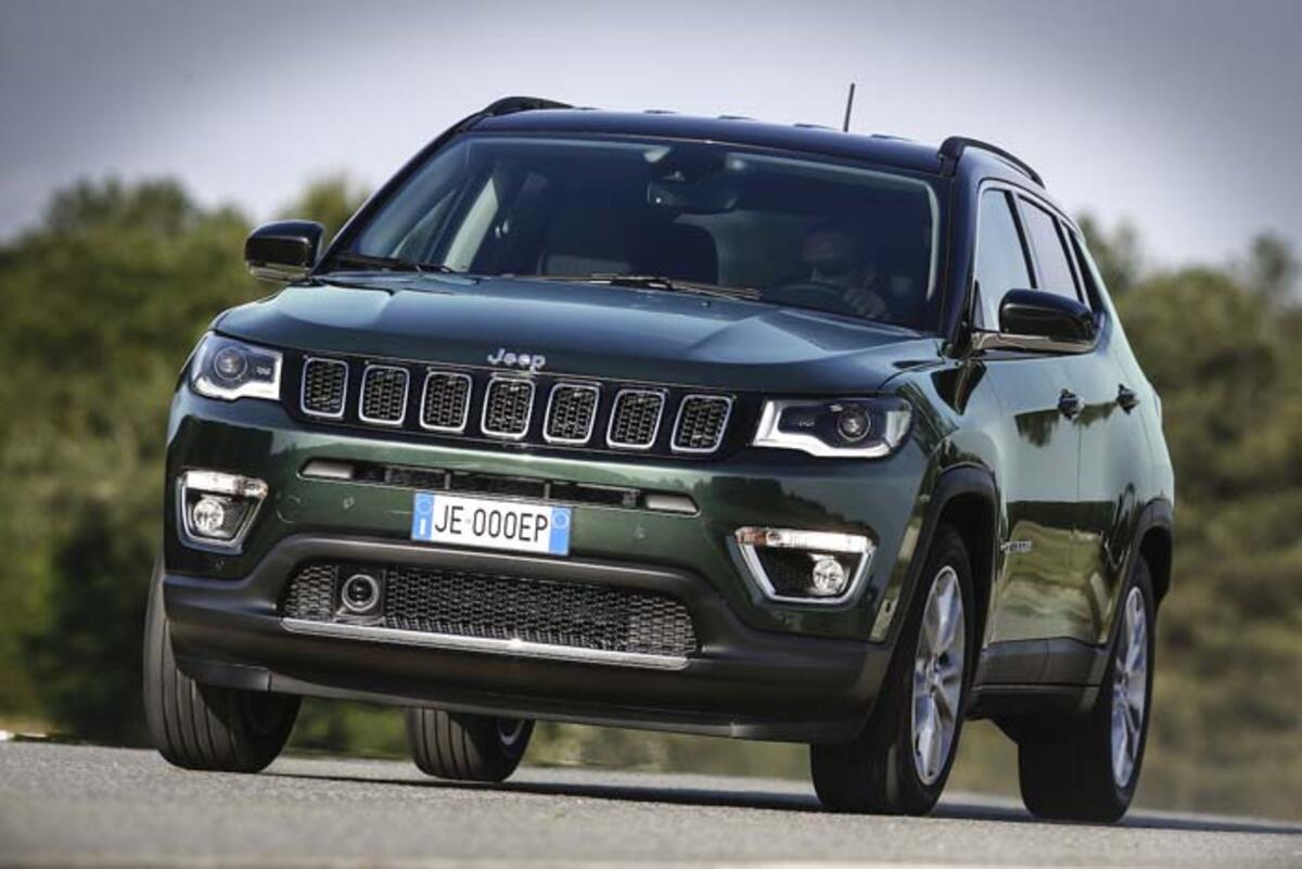 Jeep 2020 De Türkiye De Rekor Peşinde Araba Haberleri