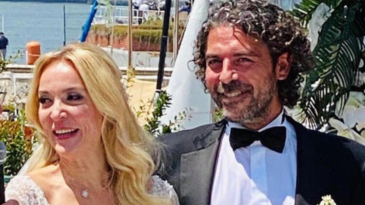 Sinan Tuzcu ve Beyza Kapu evlendi - Son Dakika Magazin Haberleri