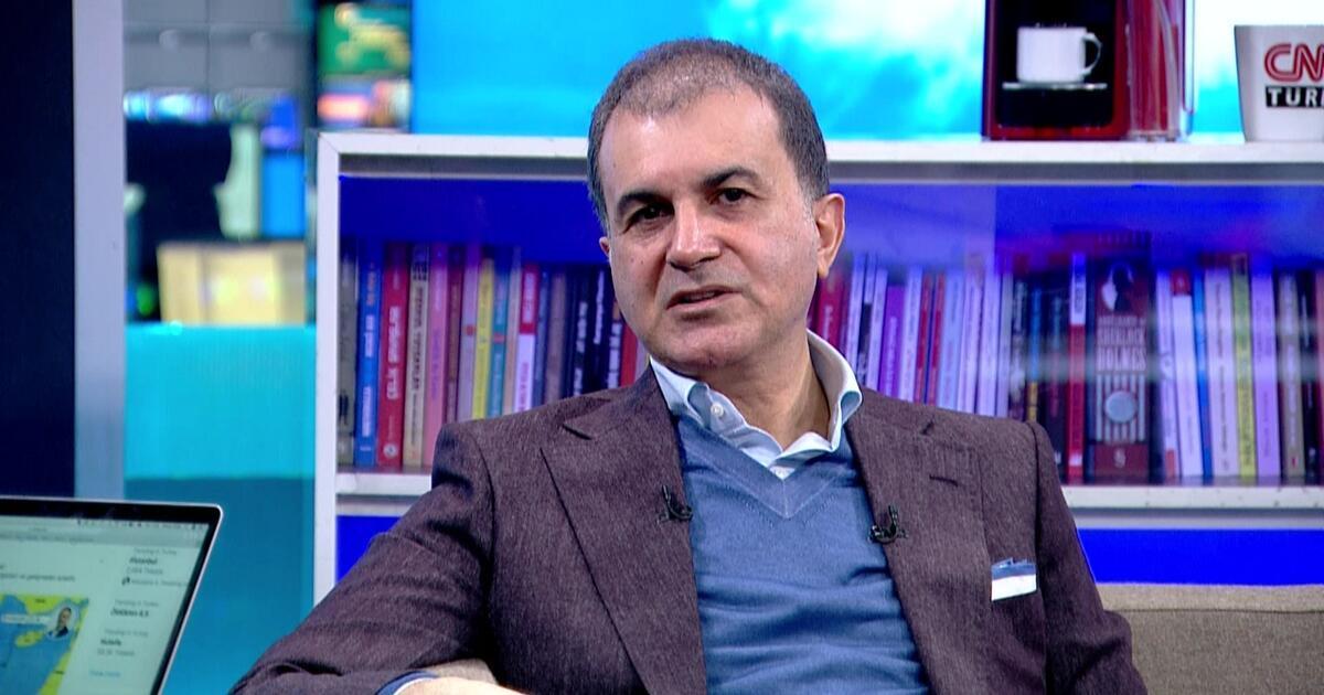 Girit'teki S-300'lerin hazırlandığı iddiasına Ömer Çelik'ten cevap