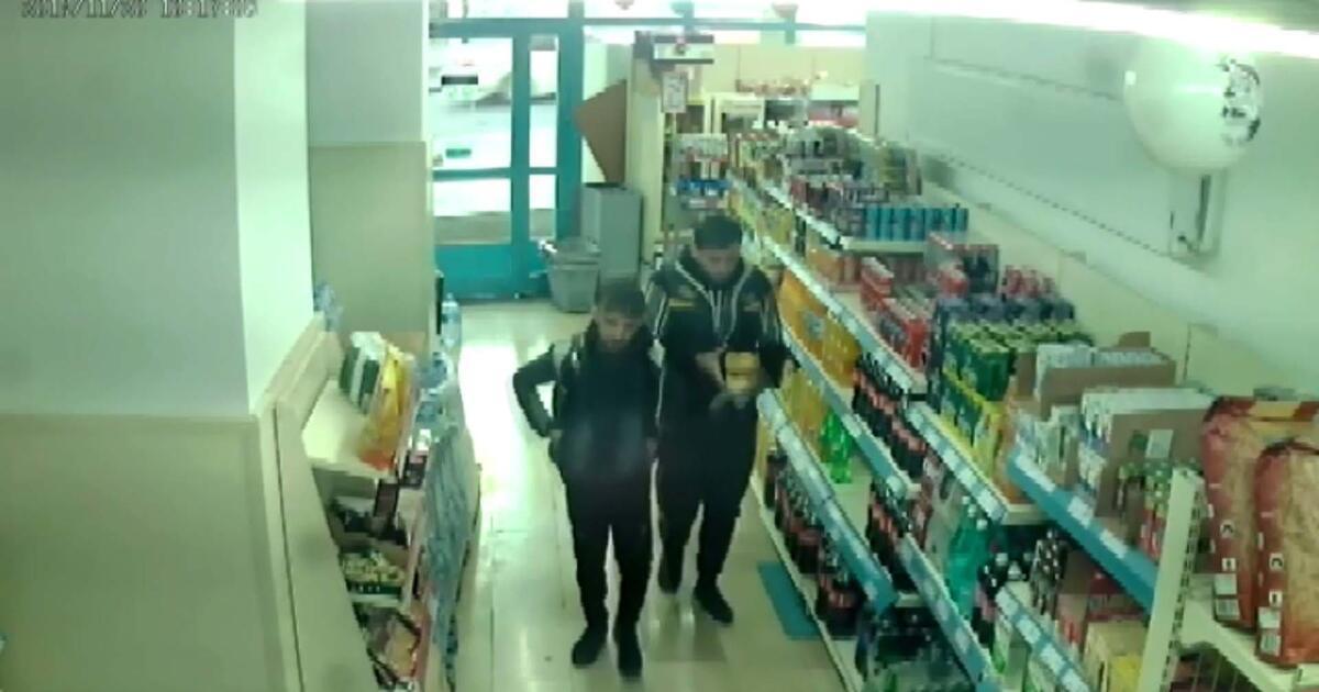 "Polisten ""poşet"" operasyonu"