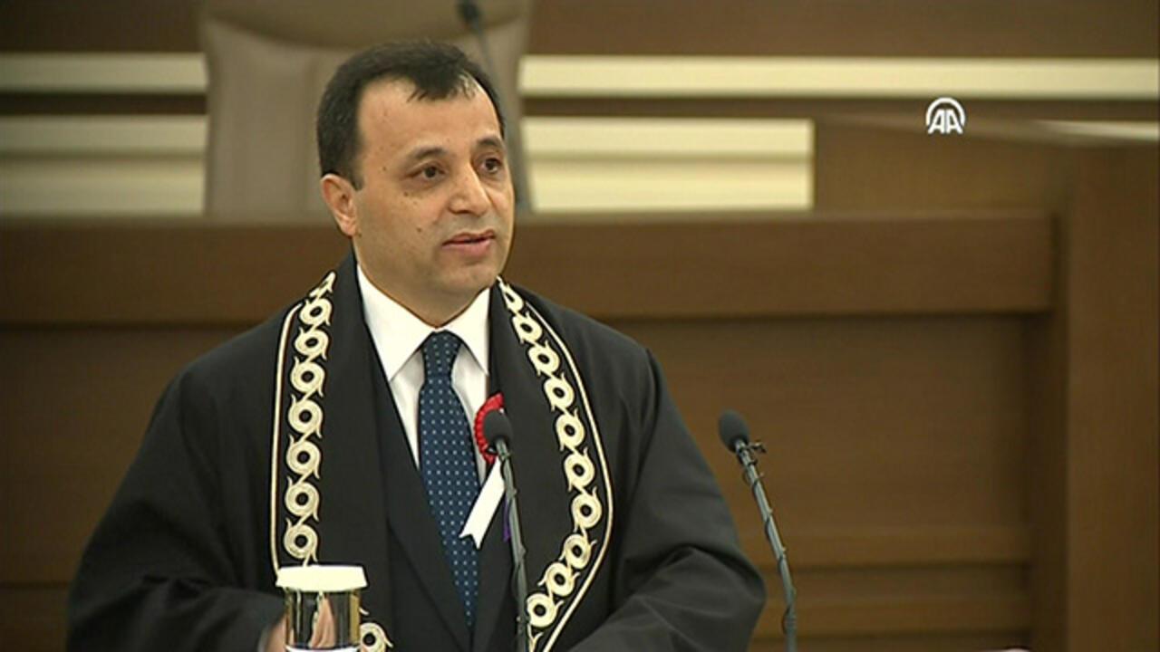 Anayasa Mahkemesi Başkanı Arslan konuştu - Son Dakika Flaş Haberler