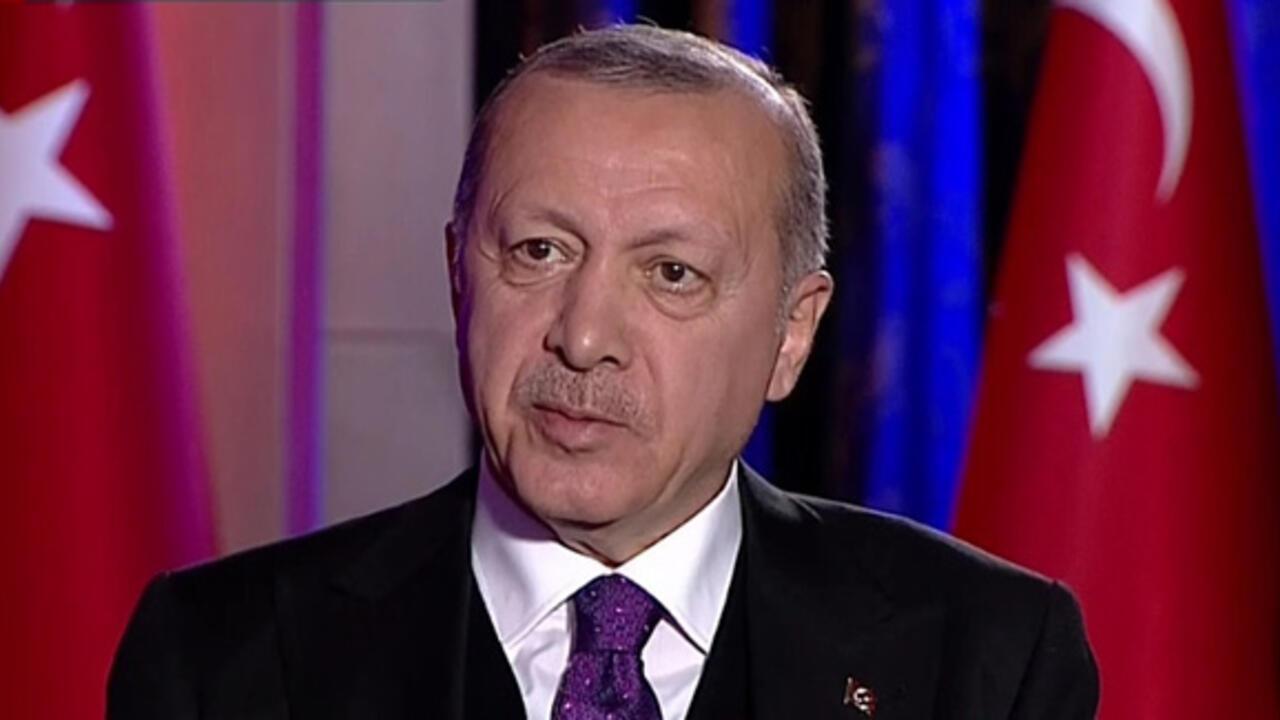 Cumhurbaşkanı Erdoğan: Türkiye'nin en önemli sorunu beka sorunu ile  muhalefettir