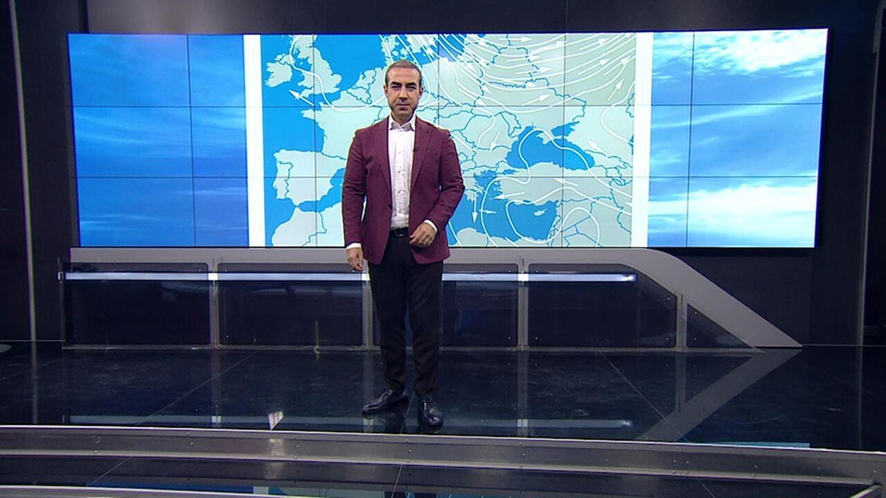 Hava Durumu (04-01-2020) - CNNTurk Haberler