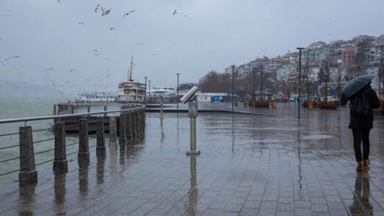 İstanbul Valiliği'nden fırtına uyarısı - Son Dakika Flaş Haberler