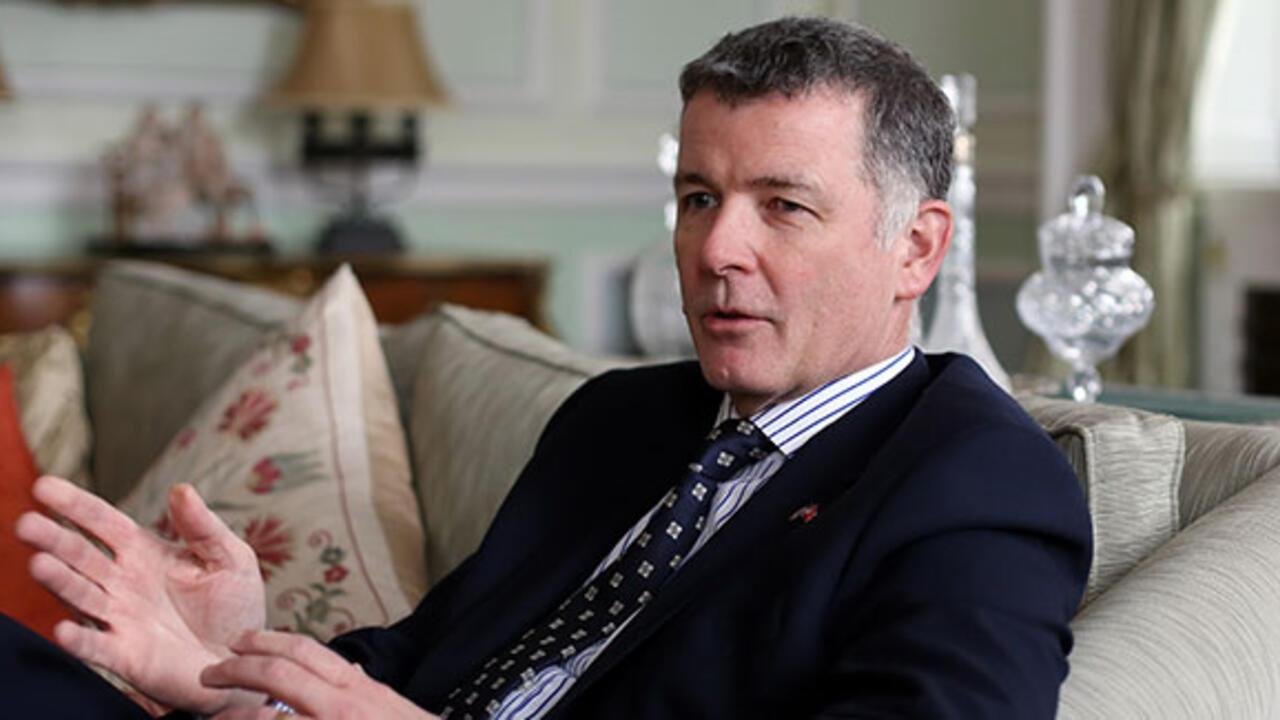 Richard Moore, İngiliz dış istihbarat servisi başkanı oldu   Video - Dünya Haberleri