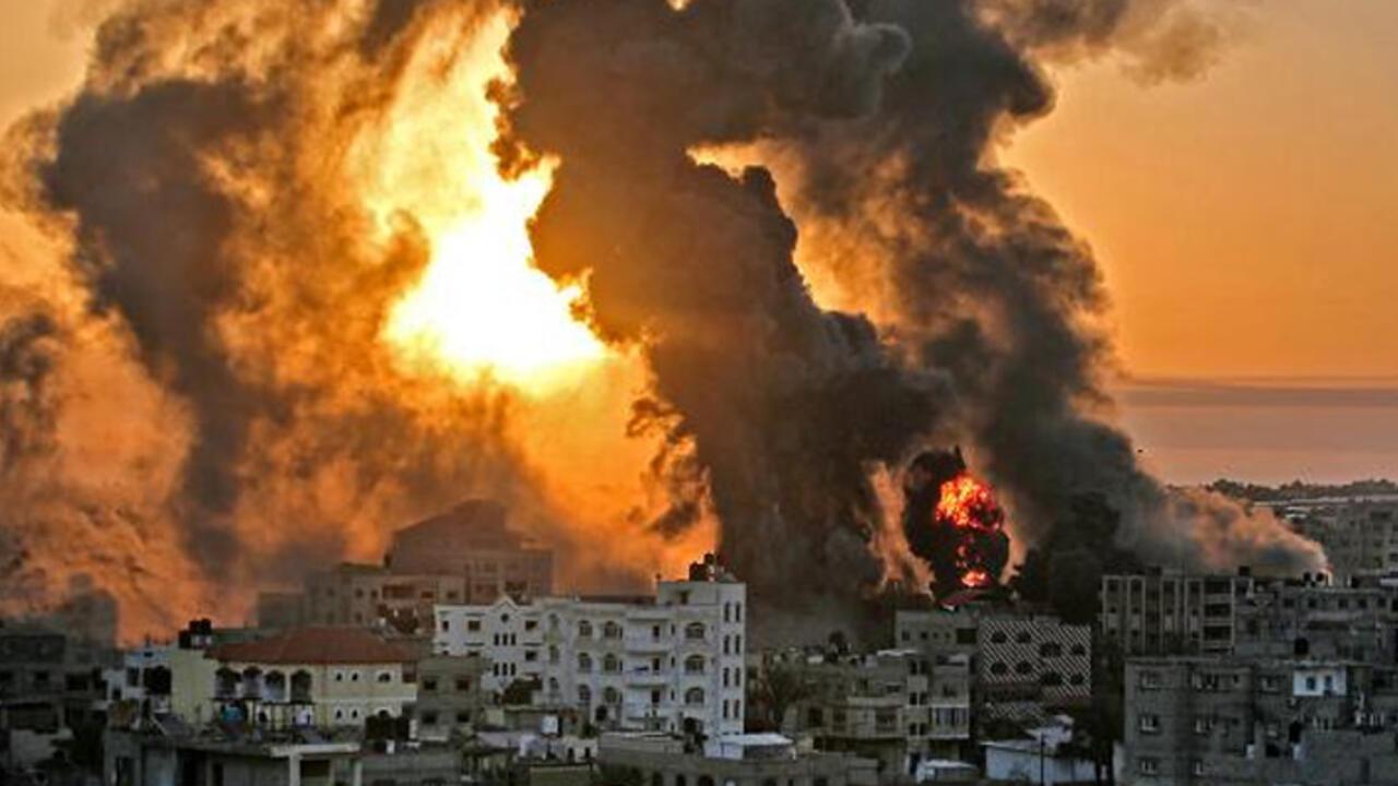 Son dakika haberi: İsrail Gazze'ye kara harekatı başlattı - Son Dakika  Dünya Haberleri