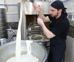 Son Dakika: 5 asırdır Osmanlı lezzeti tahin helvası üretiyorlar