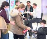 Son Dakika: İran'dan son uçak İstanbul Havalimanı'na geldi