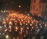 Son Dakika: Bulgaristan'da tepki çeken yürüyüş