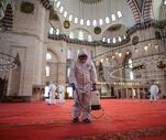 """Son dakika... İstanbul'da """"cuma namazı"""" kılınacak camiler açıklandı"""