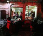 Son Dakika: Suriye'nin kuzeyindeki Bab'da hava saldırısı: Ölü ve yaralılar var