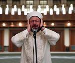 Son Dakika: Diyanet İşleri Başkanı Erbaş, Millet Camii'nde sela okudu