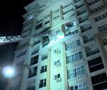 Son Dakika: Başakşehir'de 15 katlı binada yangın