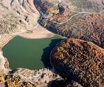 Son Dakika: Doğaseverler Kovid-19 sürecinin stresini Nemrut Krater Gölü'nde atıyor