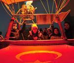 Son Dakika: Kapadokya'da balonlar Cumhuriyet Bayramı için havalandı