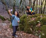 Son Dakika: Doğa ve fotoğraf tutkunları eşsiz manzaranın tadını böyle çıkardı!