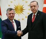 Son dakika haberi: Cumhurbaşkanı Erdoğan'dan Mescid-i Aksa için kritik görüşmeler